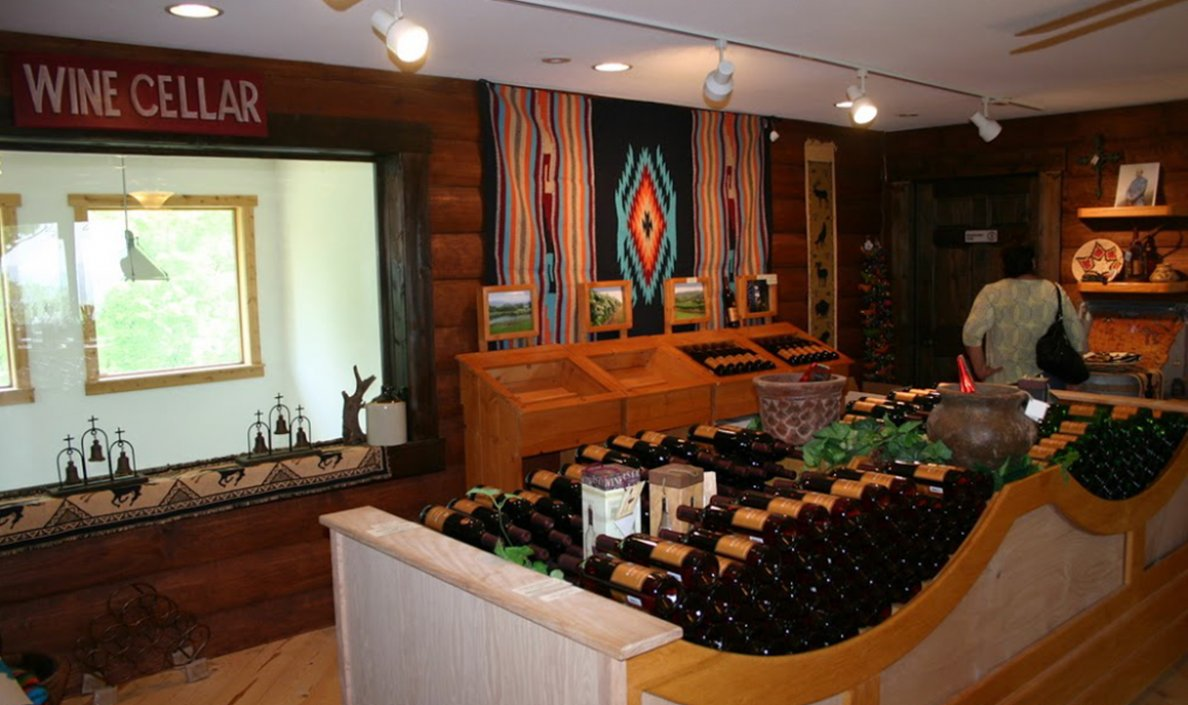 shop of wine and gifts